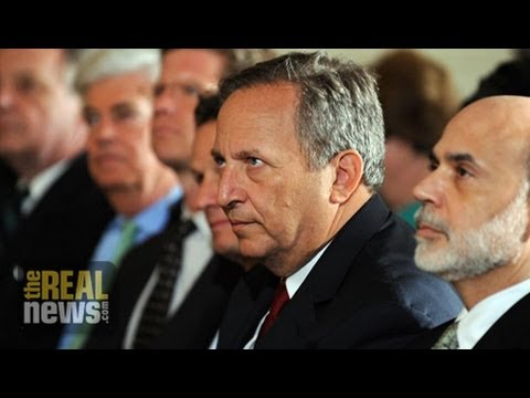 Revealed: Potential Fed Chair Summers At Heart of Global Economic Crisis