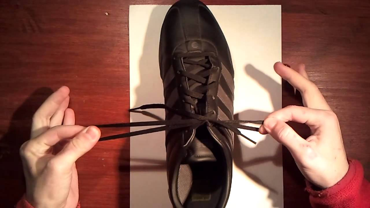 Los cordones de tus zapatos se desatan a cada rato? Te