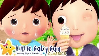 NO! I Don't Want To Say Thank You   +More Kids Songs   Nursery Rhymes   Little Baby Bum