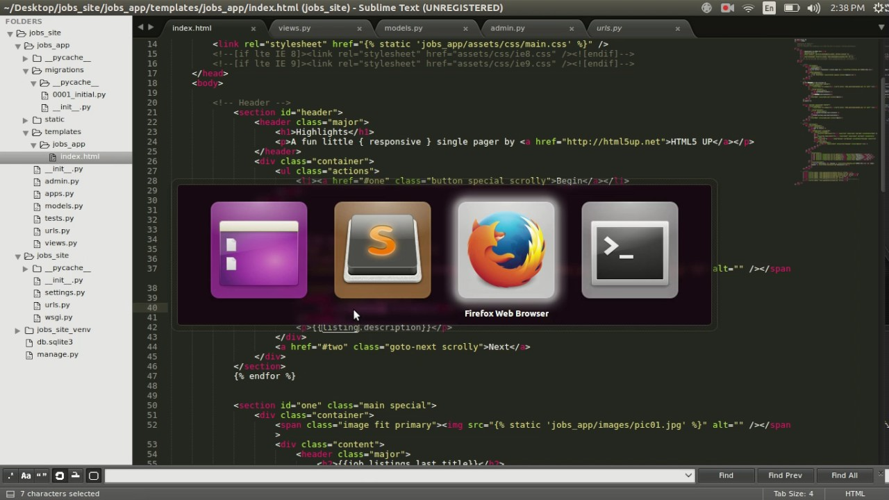 Best Django Template For Loop Pictures >> Emacs Django. Django ...