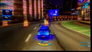 Cars 2 The Video Game | Dj Mission:Hit the Road  |