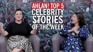 Ahlan! Top 5: Royal Tiara Dramas And On The Lookout For Ryan Reynolds In Abu Dhabi