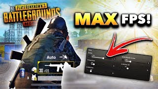 PUBG Mobile BEST Settings to WIN!! (Tips and Tricks) thumbnail