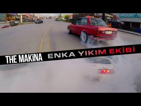 THE MAKİNA | ANKARA 'ENKA YIKIM EKİBİ' TOYOTA SUPRA 2JZ, BMW E30 M50 TURBO, BMW E36 2JZ & DAHASI..!