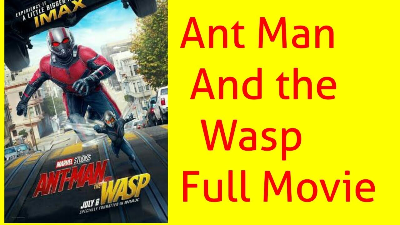 Download Ant Man And The Wasp | How to Download In HD | Hollywood Movie 2018