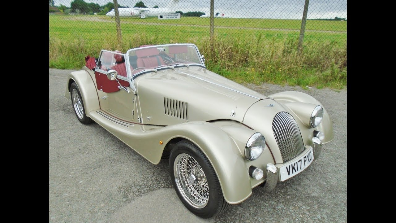 Morgan Roadster (2017) For Sale - YouTube