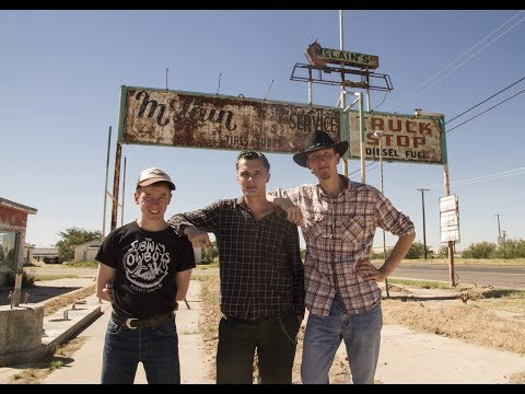 The Subway Cowboys @ The Silver Dollar, Bandera, Texas
