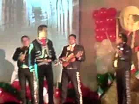 Minilucio en concierto