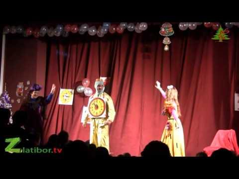 Predstava Novogodisnja Bajka I Vatromet U Čajetini
