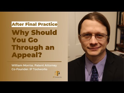 Everything about 'after final practice' | William Morriss | IP Toolworks