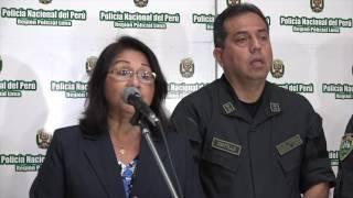 Tema: Reunión Rectora de la UNMSM con el Jefe de La Región Lima