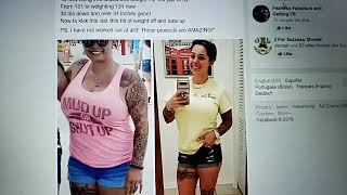 Fun Couple Uses TLC To Get Their Better Body Testimony Together