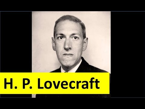 The Strange High House in the Mist, by H. P. Lovecraft, Horror AudiobookGothic