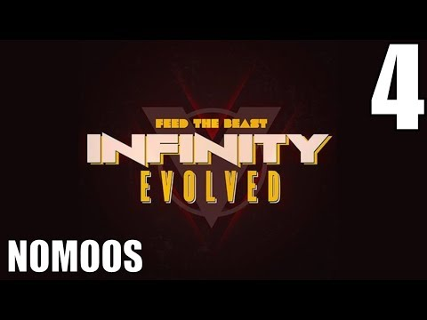 Mining and querry | Feed The Beast Infinity Evolve #4 | Minecraft | NCS Nightcore mix | Nomoos
