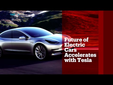 TRT World - World in Focus: Future of Electric Cars Accelerates with Tesla