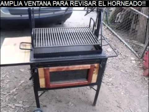 mister grill asadores tipo ataÚd parrillas stainless steel charcoal