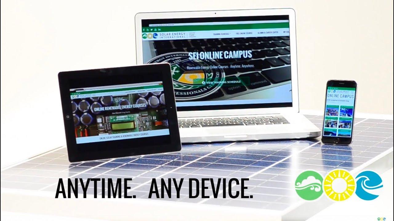 Get Connected Solar Energy International Sei Solar Training For Clean Energy Careers
