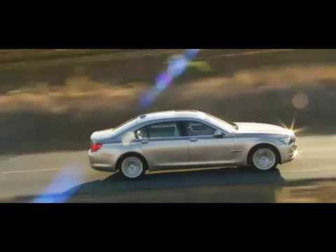 New BMW 7 series F01 commercial