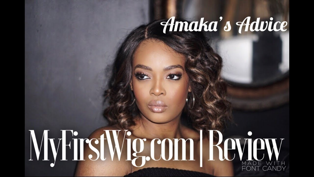 a240c9803 My First Wig Review | Mignon MFB004 - YouTube