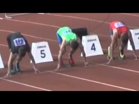 Как наказывается бегун допустивший фальстарт в беге на 100 метров