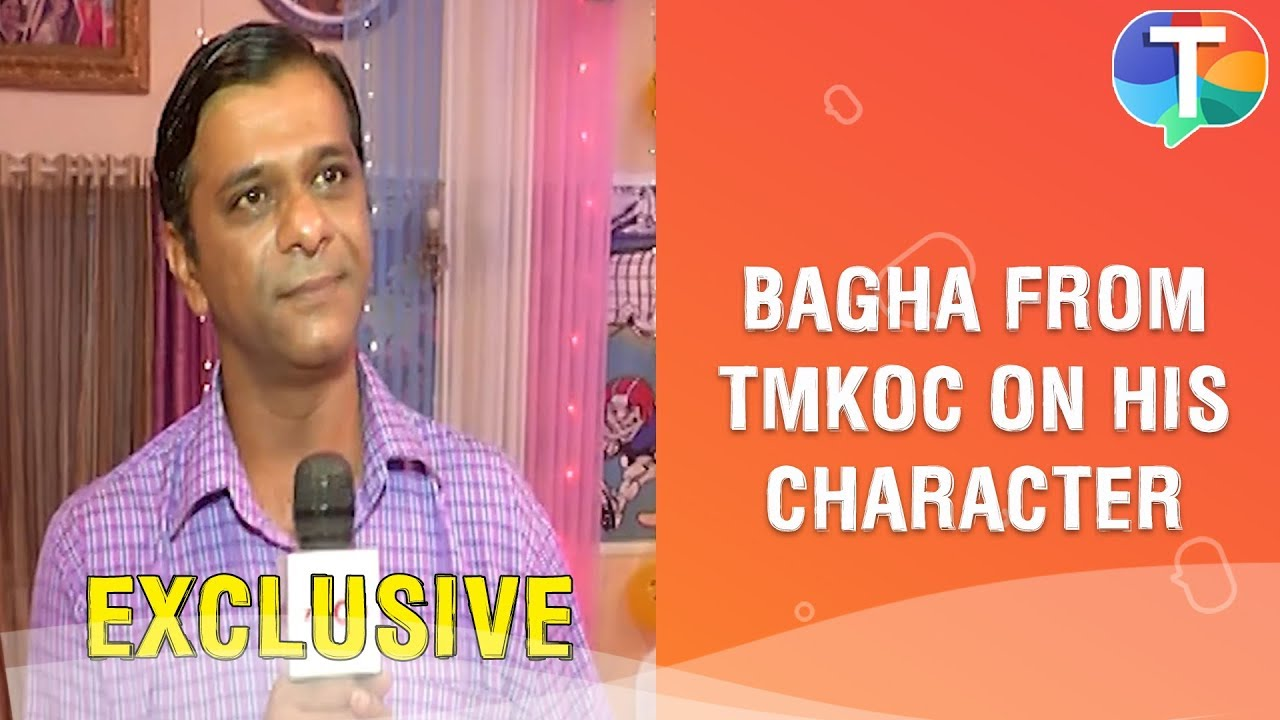 Download Bagha REVEALS the story behind his character | Taarak Mehta Ka Ooltah Chashmah