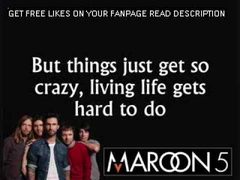 Maroon 5 - Sunday Morning (Lyrics)