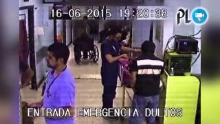 Mujer pasa 50 minutos de agonía en hospital