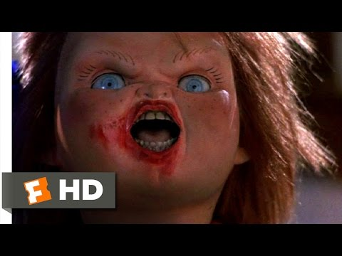 Child's Play 3 (1991) - Scared to Death Scene (5/10) | Movieclips