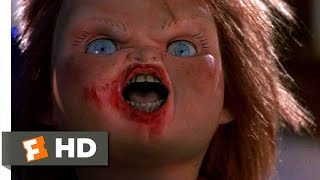 Child's Play 3 (5/10) Movie CLIP - Scared to Death (1991) HD