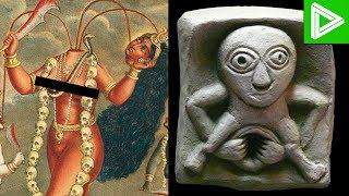 Top 10 Weirdest Gods