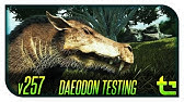 Daeodon Guide For Ark Survival Evolved Youtube You can use the summon command. daeodon guide for ark survival evolved