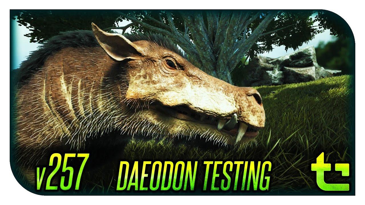 Ark Update V257 Daeodon Testing Easy Food Filling Method Timmycarbine Youtube Genesis ep27 join the patreon. ark update v257 daeodon testing easy food filling method timmycarbine