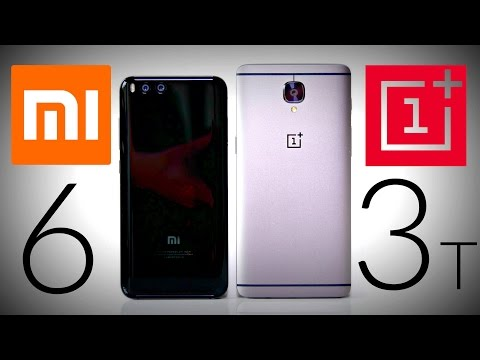 Xiaomi Mi 6 vs OnePlus 3T Camera Comparison (in-depth)