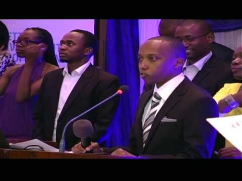 New Charterholder 2016  - Peter Kamicha, CFA