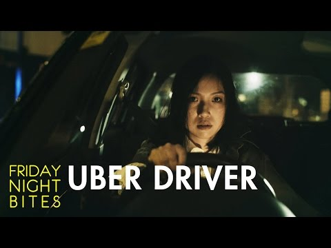 Friday Night Bites -  UBER DRIVER | Comedy Web Series