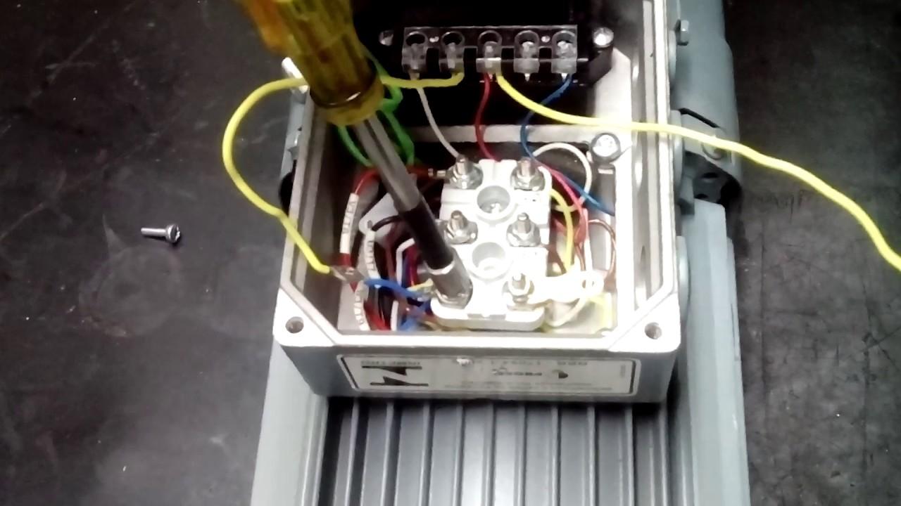 conexi n service sew eurodrive youtube sew eurodrive motor wiring sew motor wiring [ 1280 x 720 Pixel ]