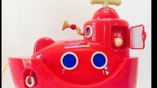 Twirlywoos Велика Червона Активності Човен Іграшки Відкриття Розпакування Частина 1