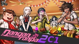 Danganronpa 2: Chapter 1: Destination Despair