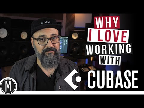 CUBASE 30th Anniversary | Why I love working with CUBASE