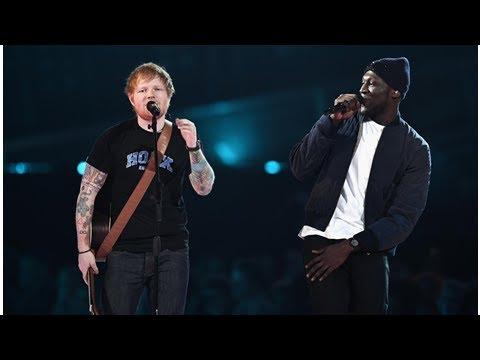 Shane MacGowan and Ed Sheeran win Ivor Novello awards