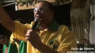 É hoje o dia da Alegria - Casamento com show de bateria de Escola de Samba Apito de Mestre