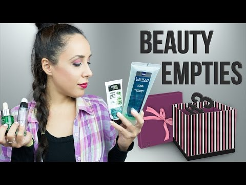 Empties #3|Apivita,Frezyderm,Fouka,Nip+Fab,Korres|Beautissimi