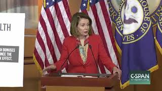 Pelosi claims Democrats are not divided on whether to impeach Trump