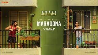 Maradona - Official Jukebox | Tovino Thomas, Sharanya | Vishnu Narayan | Sushin Shyam