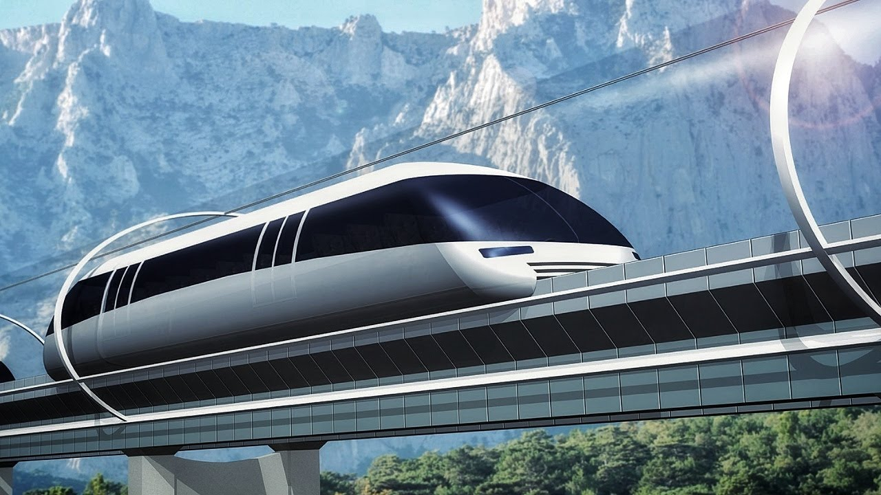 Vehicles Of The Future | Future Transportation System 2050 !