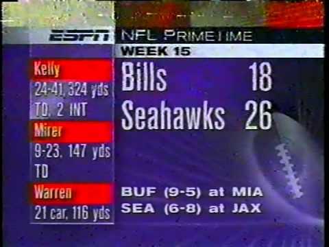 1996 Buffalo Bills pt3