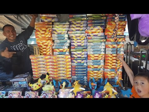 HUNTING THE RAREST CARDS At The BEST Swapmeet Spot! HUGE MEGA HAUL OF EX, FULL ARTS, ULTRA RARES!!!