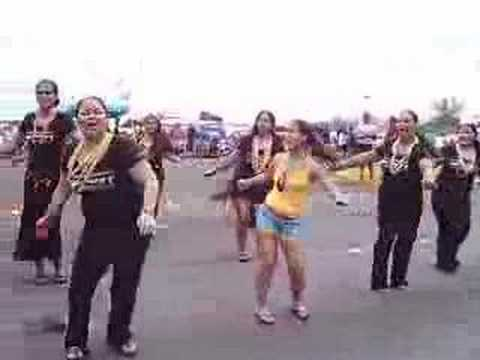 Guam Chant & Dance-I Fanlalai'an Chant Group