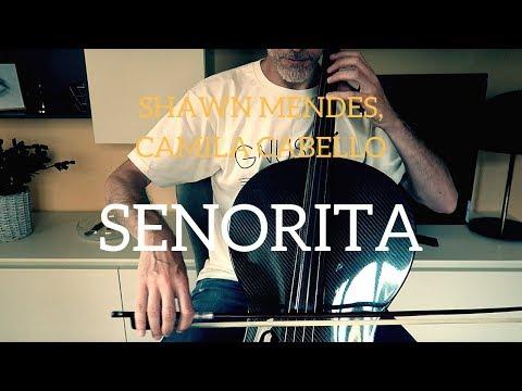 Shawn Mendes, Camila Cabello - Señorita For Cello And Piano (COVER)