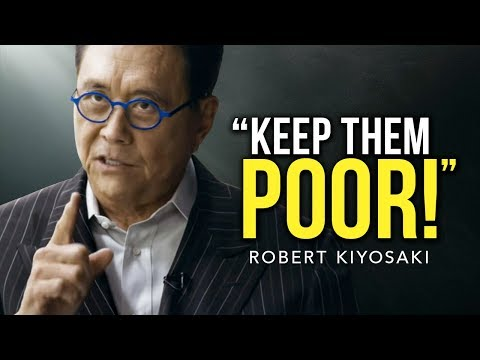 Robert Kiyosaki 2019 - The Speech That Broke The Internet!!! KEEP THEM POOR!